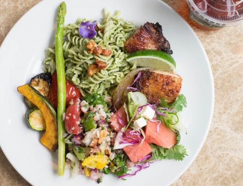(V) Tokyo Salad